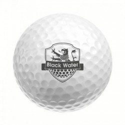 Piłka golfowa Black Water...